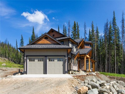 Single Family Home for sales at Nestled amongst the Ski Trails 5415 Lookout Ridge Place Sun Peaks, British Columbia V0E 5N0 Canada
