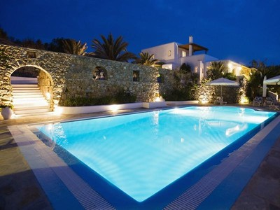 Maison unifamiliale for sales at Villa Amos  Mykonos, Southern Aegean 84600 Grèce