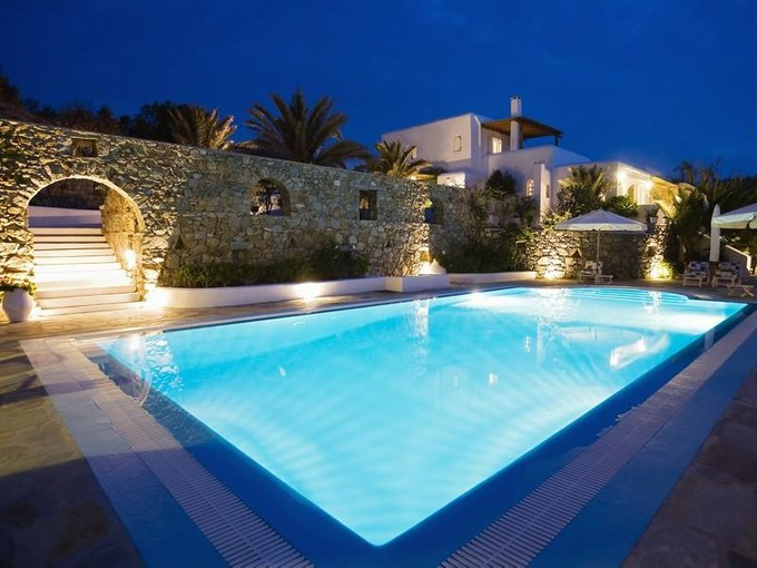 Частный односемейный дом for sales at Villa Amos  Mykonos, Южная Часть Эгейского Моря 84600 Греция
