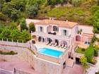 Nhà ở một gia đình for  sales at Sole Agent - Provencal Style Villa with panoramic  Eze, Provence-Alpes-Cote D'Azur 06360 Pháp