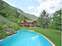 Single Family Home for sales at Architect-desgined house  Other Rhone-Alpes, Rhone-Alpes 74230 France