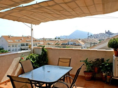 Appartement for sales at Penthouse in the centre with spectacular views  Altea, Alicante Costa Blanca 03590 Espagne
