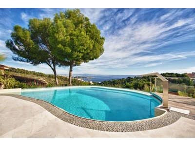 一戸建て for sales at Modern Villa With Sea Views In Golf Bendinat  Calvia, マヨルカ 07181 スペイン
