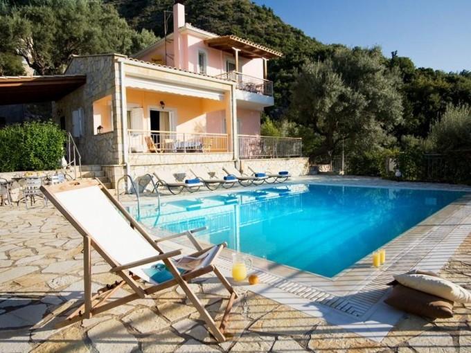 Casa multifamiliare for sales at 3 Villas Complex in Lefkada  Other Ionian Islands, Isole Ioniche 31100 Grecia