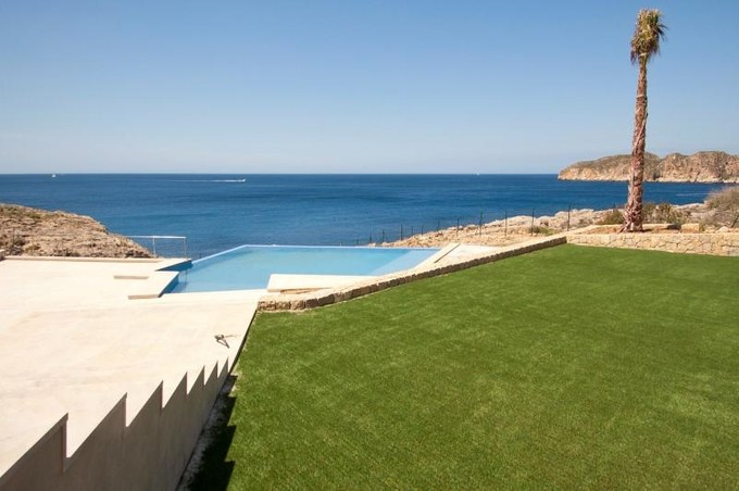 Villa for sales at Villa in first sea line in Nova Santa Ponsa  Santa Ponsa, Maiorca 07181 Spagna