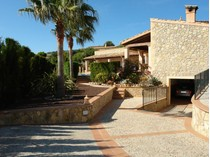 Villa for sales at Top Quality Rustic Style Villa With Stunning Views    Calvia, Maiorca 07184 Spagna