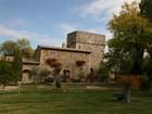 Maison unifamiliale for  sales at Amazing Orvieto stone-farmhouse with tower Castel Viscardo Orvieto, Terni 05014 Italie