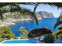 Maison multifamiliale for sales at Unique sea line villa with boat house, sea access  Port Andratx, Majorque 07151 Espagne