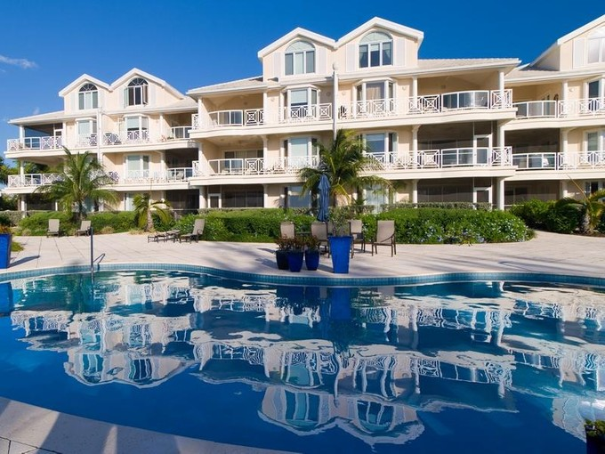 Condominium for sales at The Grandview - Suite 101 Beachfront Grace Bay, Providenciales TCI BWI Turks And Caicos Islands
