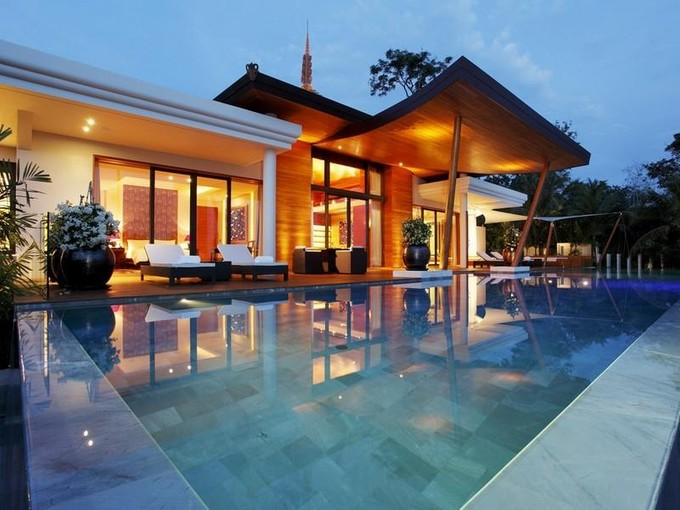 단독 가정 주택 for sales at Luxury 2 Bedroom Villa in 5 Star Resort  Nai Thon, 푸켓 83110 타이