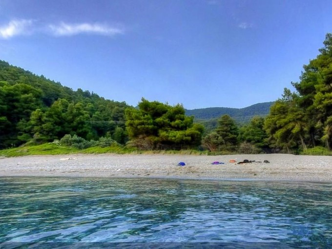Terreno for sales at Skopelos Beachfront Plot  Other Northern Aegean, Egeu Setentrional 37003 Grécia