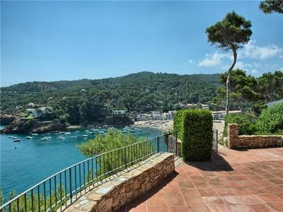 Single Family Home for sales at Villa in front of the sea in Sa Riera, Begur  Begur, Costa Brava 17255 Spain