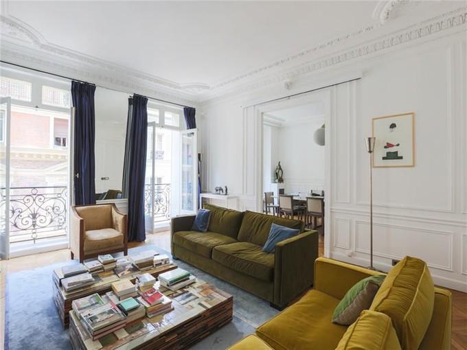公寓 for sales at Paris 6 - Fleurus - KZ  Paris, 巴黎 75006 法国