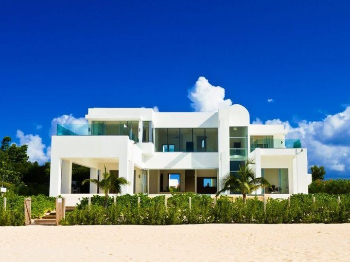 Einfamilienhaus for sales at The Beach House + Meads Bay Meads Bay, Städte In Anguilla AI 2640 Anguilla