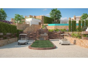Additional photo for property listing at Nouveau complexe dans résidence exclusive    Cala Conta, Ibiza 07829 Espagne