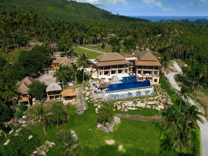 Other Residential for sales at Magnificent Sea View Estate Ko Samui Ko Samui, Surat Thani 84140 Thailand