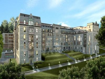 共管式独立产权公寓 for sales at M sur la Montagne 3880 Ch. de la Côte-des-Neiges, apt. 103 Montreal, 魁北克省 H3H 1W1 加拿大
