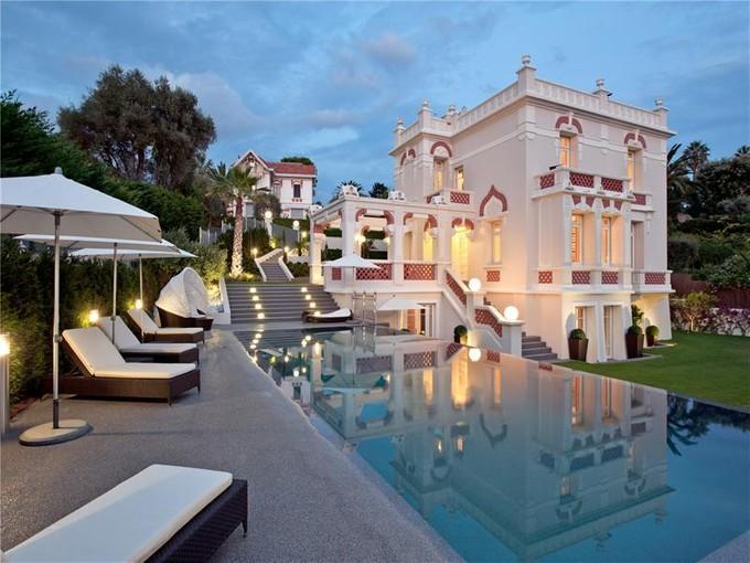 其他住宅 for sales at Outstanding Architect-Designed Property  Cap D'Antibes, 普羅旺斯阿爾卑斯藍色海岸 06160 法國