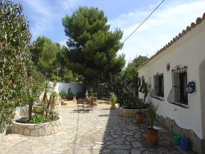 Maison unifamiliale for sales at Attractive villa in Baladrar  Moraira, Alicante Costa Blanca 03724 Espagne