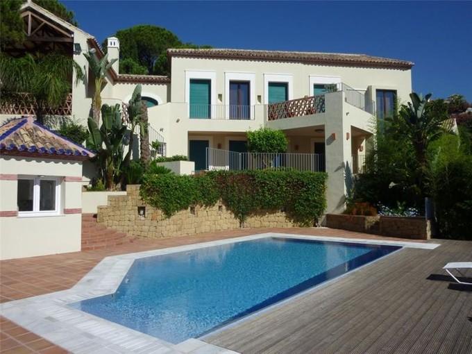 Vivienda unifamiliar for sales at Encantadora villa de estilo Mediterraneo  Benahavis, Costa Del Sol 29679 España