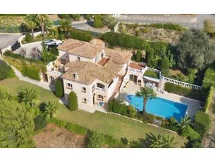 独户住宅 for sales at Villa in Private Domain with Beautiful Sea Views  Nice, 普罗旺斯阿尔卑斯蓝色海岸 06000 法国