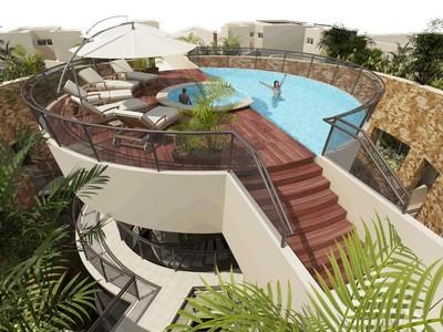 Condominium for sales at HELIKO  Playa Del Carmen, Quintana Roo 77710 Mexico