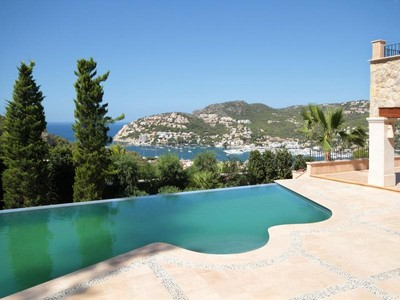 Apartamentos multi-familiares for sales at Spacious Mallorquin Style Villa in Port Andratx  Port Andratx, Palma De Maiorca 07157 Espanha