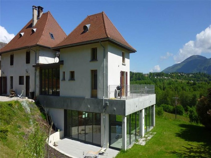 Single Family Home for sales at Traditional house facing the lake  Other Rhone-Alpes, Rhone-Alpes 73610 France