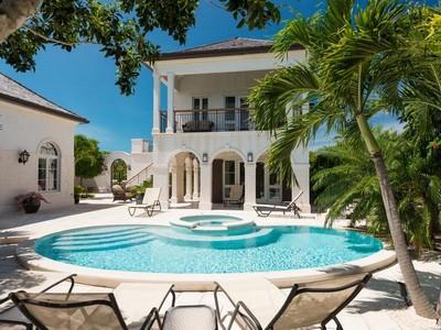 단독 가정 주택 for sales at Casa Barana Beachfront Thompson Cove, 프로비덴시알레스섬 TCI BWI 터크스 케이커스 제도