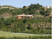 Single Family Home for sales at A Prestigious Villa With Uninterrupted Colf Course    Estepona, Costa Del Sol 29680 Spain
