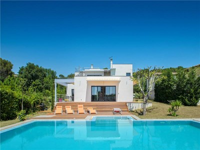 Diğer Meskun Mahal for sales at Superb Newly Contemporary villa   Mougins, Provence-Alpes-Cote D'Azur 06250 Fransa