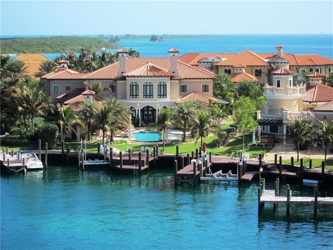 단독 가정 주택 for sales at Villa Florentine, Ocean Club Estates  Paradise Island, 뉴 프로비넌스/나소 . 바하마