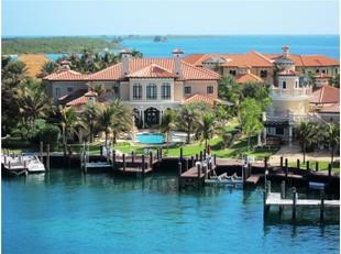 Single Family Home for sales at Villa Florentine, Ocean Club Estates  Paradise Island, Nassau And Paradise Island . Bahamas