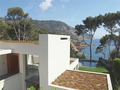Single Family Home for sales at Modern sea front villa for sale in Aiguablava  Begur, Costa Brava 17255 Spain