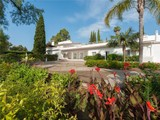 Property Of wonderful villa with lovely mature gardens