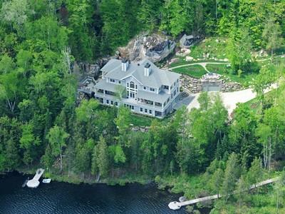 Single Family Home for sales at Village Mont-Tremblant    Laurentians 905 Ch. Cochrane Mont-Tremblant, Quebec J8E 1B1 Canada