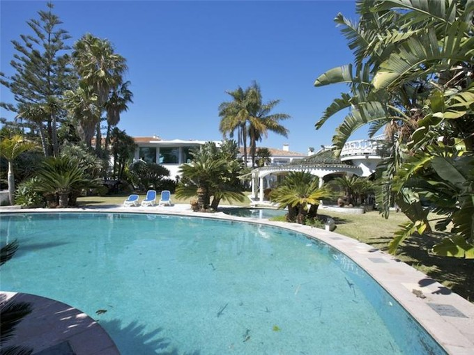 Single Family Home for sales at Unique property on the beachside  Marbella, Costa Del Sol 29679 Spain