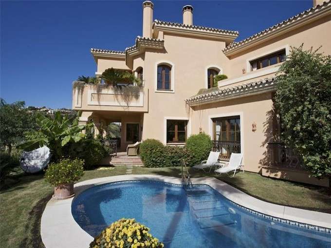 Single Family Home for sales at Andalusian style villa  Marbella, Costa Del Sol 29679 Spain