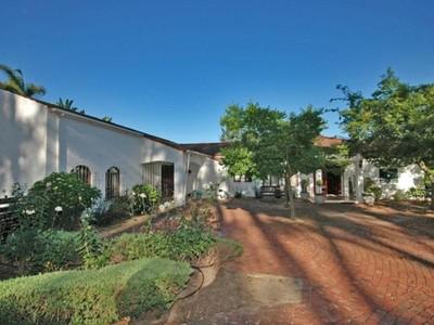 Fattoria / ranch / campagna for sales at Magnificent Stellenbosch Guest Farm  Stellenbosch, Capo Occidentale 7600 Sudafrica