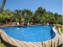 Maison unifamiliale for sales at Villa With Privacy In San Jose  San Jose, Ibiza 07800 Espagne