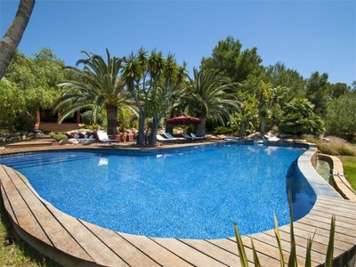 Single Family Home for sales at Villa With Privacy In San Jose  San Jose, Ibiza 07800 Spain