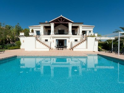 Single Family Home for sales at Newly built villa in gated community  Benahavis, Costa Del Sol 29679 Spain