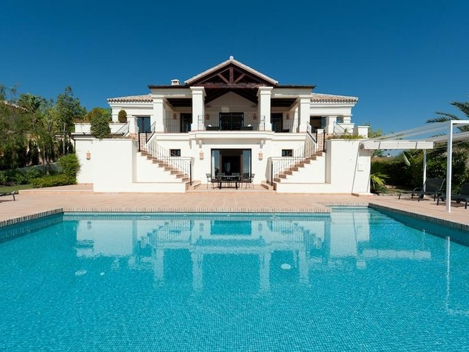 独户住宅 for sales at Newly built villa in gated community   Benahavis, Costa Del Sol 29679 西班牙