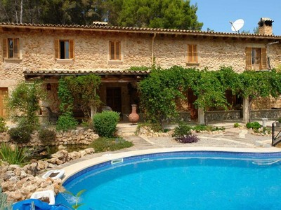 Casa multifamiliare for sales at Country estate on a large plot in Andratx  Andratx, Maiorca 07150 Spagna