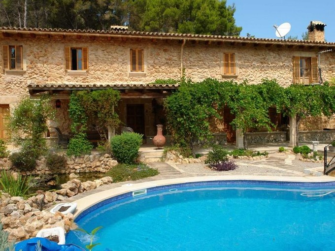 Multi-Family Home for sales at Country estate on a large plot in Andratx  Andratx, Mallorca 07150 Spain