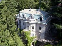 Anderer Wohnungstyp for sales at Prestigious period villa overlooking Lake Como Brunate   Como, Como 22034 Italien