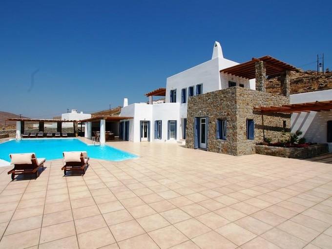 Nhà ở nhiều gia đình for sales at Villa Mykonos Blue  Mykonos, Nam Aegean 84600 Hy Lạp