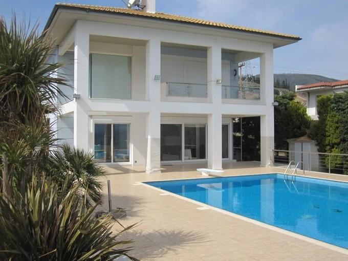 Maison unifamiliale for sales at Rio Bridge View House Antirhion Other Western Greece, L'Ouest De Grèce 30020 Grèce