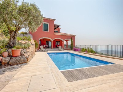 Single Family Home for sales at Large Mediterranean house with panoramic sea views  Platja D Aro, Costa Brava 17250 Spain
