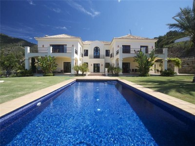 Single Family Home for sales at Spectacular villa in the most exclusive location  Benahavis, Costa Del Sol 29679 Spain